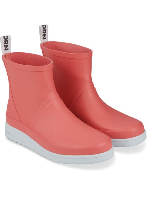 Tretorn W's Viken II Low Rubber Boots Coral